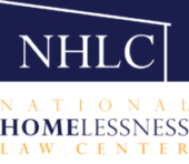 National Homelessness Law Center Logo